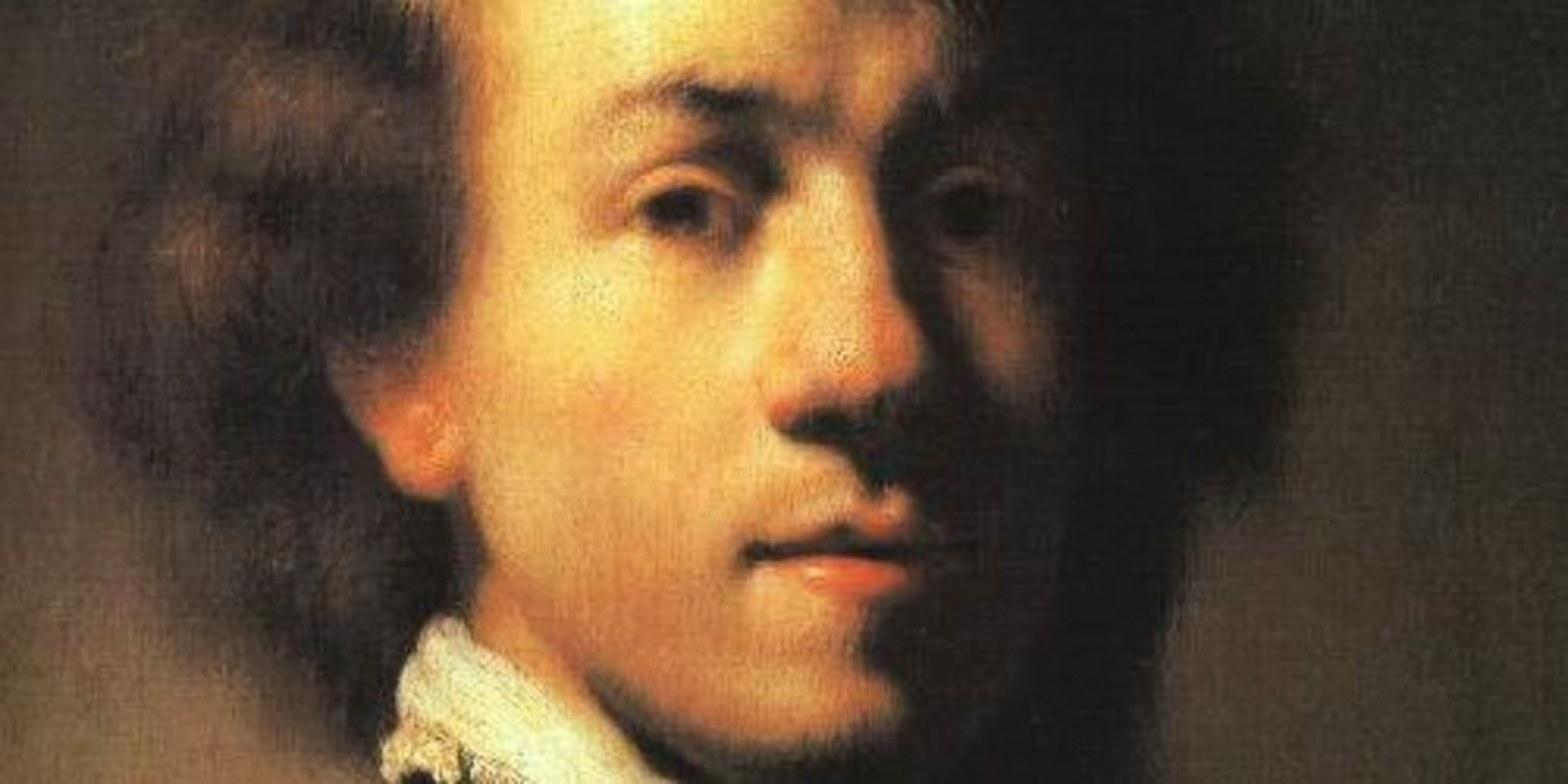 Mynd af málverki eftir Rembrandt sem sýnir lýsinguna